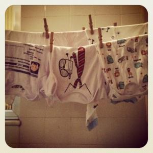 lavando-enxoval