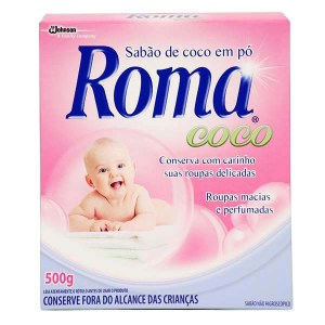 roma-coco-em-po
