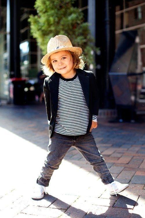 Attitude stylish baby boy