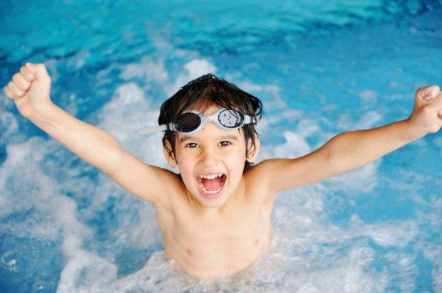 ferias na piscina