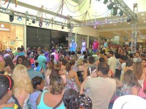 Bailinho de Carnaval - Shopping Grande Rio