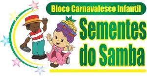 bloco carnavalesco infantil sementes do samba