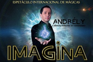 espetaculo de magica imagina