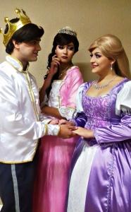 Princesa por um dia