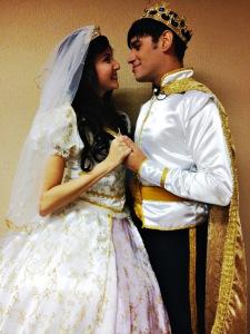 'A Princesa e a Ervilha'