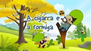 A CIGARRA E FORMIGA