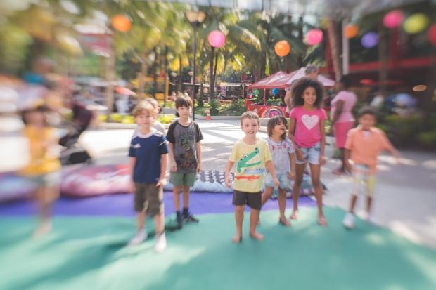 feira infantil o burburinho