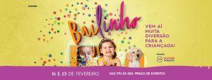 BAILINHO RECREIO SHOPPING GUIA CARNAVAL INFANTIL RIO DE JANEIRO