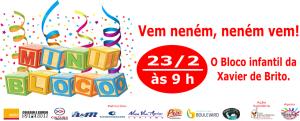 programacao infantil carnaval 2019 rio