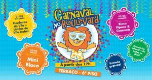 ROTEIRO CARNAVAL INFANTIL NO RIO